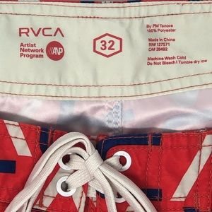 RVCA Swim - RVCA Board Shorts Size 32